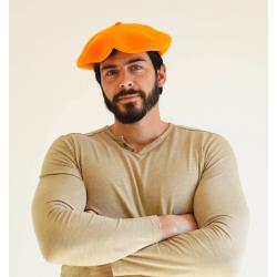 Béret Feliew Orange
